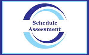 Changes Logo Base Schedule Assessment